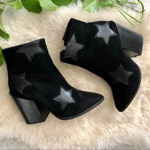 Nasty Gal star booties